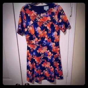 Size 10 CeCe dress. PolySpandex